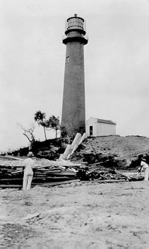 Jupiter Inlet Light - U.S. Coast Guard Archive