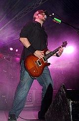 Troy McLawhorn e Will Hunt, entrambi unitisi agli Evanescence nel 2007 (per il tour di The Open Door) e in seguito entrati a far parte del processo compositivo del terzo album omonimo della band.
