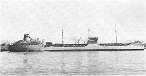 Mission Buenaventura-class oiler - Image: USNS Mission Buenaventura