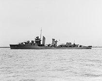 USS Conyngham (DD-371) off the Mare Island Navy Yard on 22 January 1942 (19-N-27127).jpg