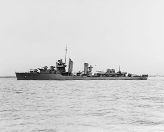 USS Conyngham (DD-371) off the Mare Island Navy Yard on 22 January 1942 (19-N-27127).jpg