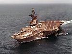USS Coral Sea (CVA-43) underway in the Pacific Ocean, circa in 1969 (NNAM.1996.488.120.054).jpg