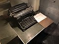USS Pampanito typewriter with message.agr.jpg