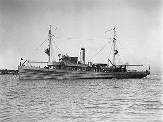 USS <i>Vireo</i> (AM-52)