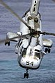"""US Navy 030415-N-2385R-005 A CH-46 Sea Knight assigned to the """"Gunbearers"""" of Helicopter Combat Support Squadron Eleven (HC-11).jpg"""