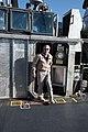 US Navy 091020-M-0301S-161 Secretary of the Navy (SECNAV) the Honorable Ray Mabus exits Landing Craft, Air Cushion (LCAC) 33.jpg