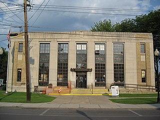 United States Post Office (Seneca Falls, New York) United States historic place