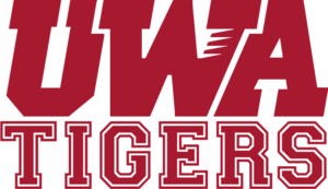 West Alabama Tigers football - Image: UWA Tigers wordmark