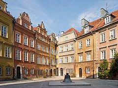 Ulica Kanonia w Warszawie - 01