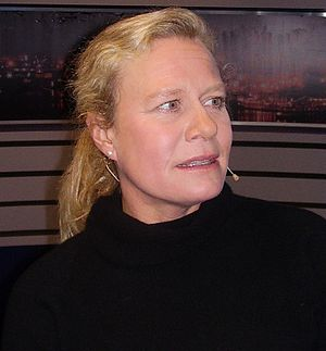 Kidnapping of Ulrika Bidegård - Ulrika Bidegård in 2007.