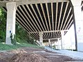 Under west side of West Seattle Bridge (4937304016).jpg