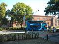 Unilink Enviro 400 through Highfield campus.JPG