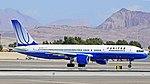 United Airlines Boeing 757-222 N574UA - 5474 (cn 26686-513) (5497285287).jpg