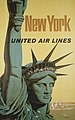 United Airlines New York Poster (19477941155).jpg