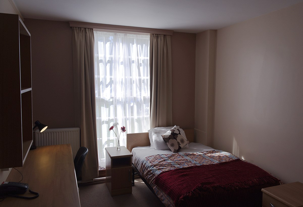 Bed Room University Park Nottingham