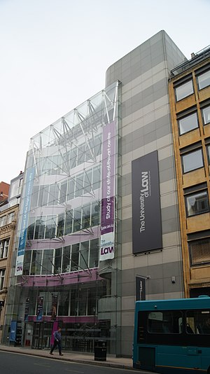 University of Law - Leeds campus