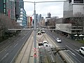 University of Melbourne Swanston Street Tram Stop.jpg
