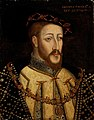 Unknown artist - James V (1512–1542), Father of Mary, Queen of Scots, Reigned 1513–1542 - PG 686 - National Galleries of Scotland.jpg