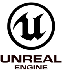 Logotipo de Unreal Engine