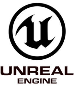 Logo dell'Unreal Engine