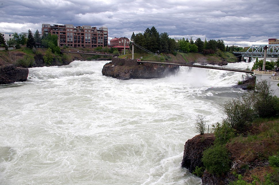 Upper Spokane Falls 20080524