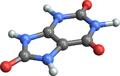 Uric acid 3d.png
