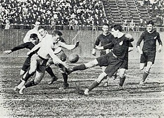 1913 New Zealand rugby union tour of North America - USA v All Blacks test