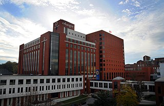 Erlanger Health System Hospital in Tennessee, United States