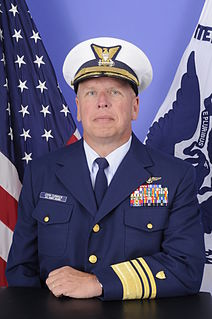 John Currier American Coast Guard admiral