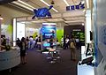 VIA Booth at TICC, Computex 2011-Entrance (5810887383).jpg