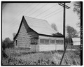 VIEW TO EAST - Matsell Cottage, Northwest corner of Township Road 229 and Illinois Route 1, Brownsville, White County, IL HABS ILL,97-BROV.V,1-4.tif