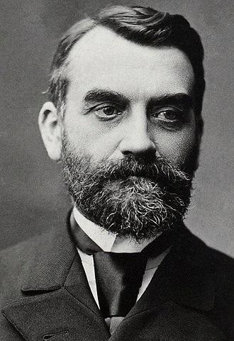 Albert Demangeon - Paul Vidal de La Blache (1845–1918), Demangeon's teacher