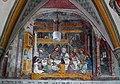 Valdaora di Mezzo-Mitterolang, San Egidio, frescos last supper 001.JPG