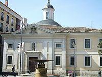 Category royal monastery of saint joachim and saint anne - Santa ana valladolid ...