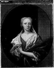 Cornelia Boddaert (gest. 1747). Echtgenote van Samuel Radermacher