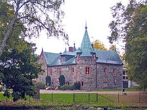 Image result for vannaröd slott sösdala