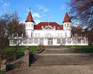 Eggert Achen Danish architect