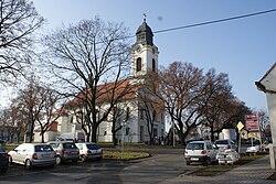 Velké Pavlovice Church.JPG