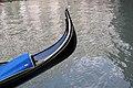 Venetian gondola, Venice, Italy.jpg