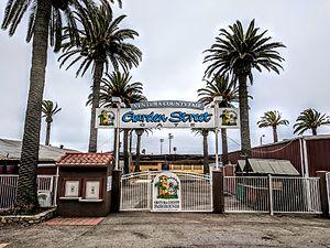 Ventura County Fair - Garden Street gate