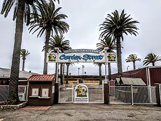 Ventura County Fair - Garden Street gate