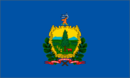 Delstatsflagg for Vermont