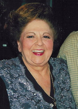 Vestal Goodman - Goodman in 2001