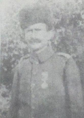 1931 in Turkey - Image: Veysel Bey Özgür