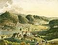 Višnja Gora leta 1864.jpg