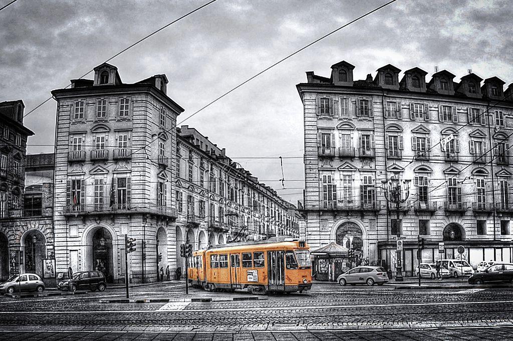 Transport en commun à Turin : Comment se déplacer ? Photo de Grassitelli