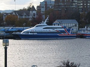 Clipper Navigation - Victoria Clipper IV in Victoria, BC