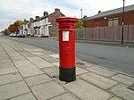 Victorian post box, Beresford Road, Liverpool.jpg