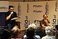 Vienna 2014-01-20 Roland Düringer in talk on his latest book, 'Leb' wohl, Schlaraffenland' c.jpg