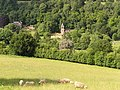 View across to Welsh Bicknor Church - geograph.org.uk - 128960.jpg
